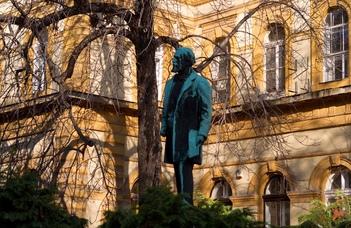 Történelmi emlékhellyé nyilvánították a Trefort-kertet