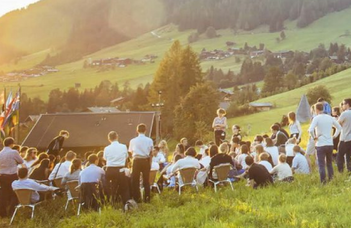 Alpbach Ösztöndíj Program - Gondolatok Fesztiválja Tirolban