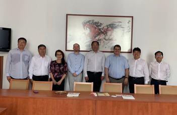 Újabb kínai egyetemmel vette fel a kapcsolatot az ELTE