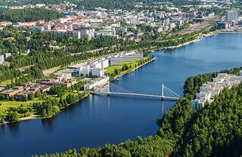 Nyári egyetem a finn University of Jyväskylä szervezésében