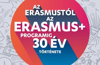 Erasmus + Roadshow két helyszínen.