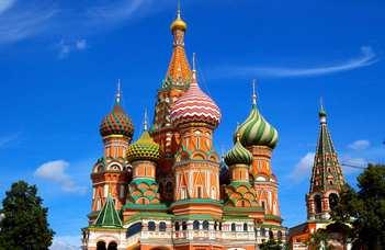 Oroszországi ösztöndíj