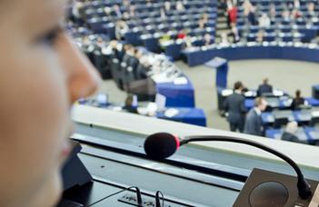 ELTE-s tolmácsok az EU intézményeiben