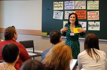 Önkénteseket keresnek a nyelvtanárok konferenciájára
