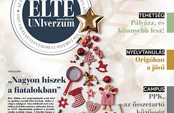 ELTE UNIverzum –2018. december