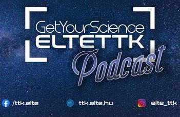 Podcast-sorozatot indított a Természettudományi Kar