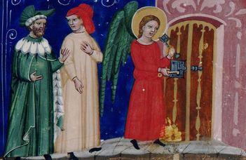 """""""Dante és Magyarország""""  címmel tart előadást Dr. Prokopp Mária művészettörténész"""