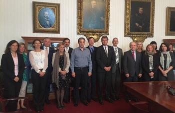 Együttműködés a Ljubljanai Egyetemmel