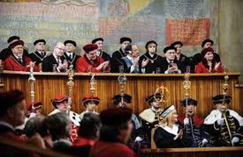 Borhy László előadása az UNICA rektori találkozóján