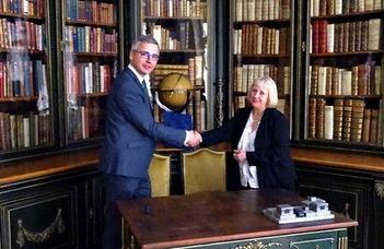 Könyvtörténeti együttműködések