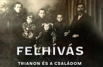Trianon és a családom