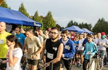 Az ELTE hagyományos futóversenye.