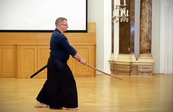 Az ELTE-n ünnepelt a Nemzeti Aikido Szövetség