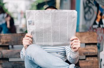 Hogyan olvassunk újságot?