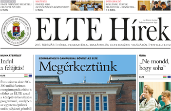 ELTE Hírek –2017. február