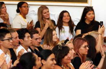 A nemzetközi diákok társas kapcsolatai