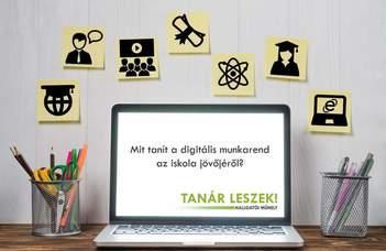 A Tanár leszek! Hallgatói Műhely bemutatkozó beszélgetése az oktatási rendszer változásairól.
