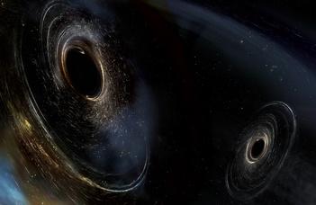 A LIGO harmadszor is gravitációs hullámokat észlelt