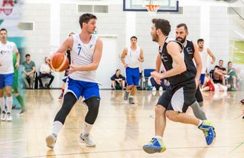 Idén már öt sportágban versenyezhetnek a hallgatók.