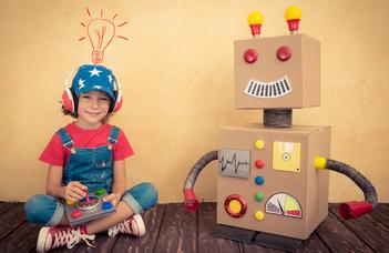 Robotika, kódolás kisgyerekkorban 4.