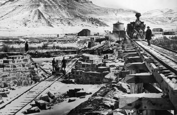 Vasútépítés a Vadnyugaton (Klub Rádió)