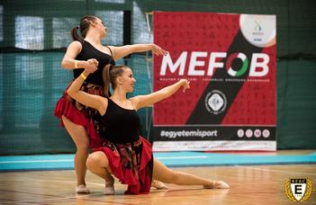 Sportsikerek az ELTE Spring Openen és a VII. Cheer MEFOB-on