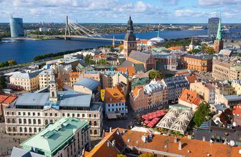 Ösztöndíjak Lettországba