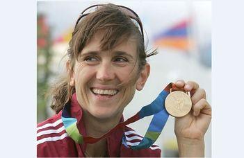 Az Alumni Központ sorozatának következő vendége a kétszeres olimpiai bajnok párbajtőrvívó.