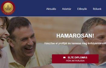 A kétnyelvű Alumni közösségi platform bemutatója az Alumni jubileum alkalmából.