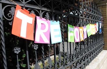 Történeti séták és játékok a Trefort-kertben