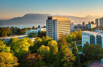 Nemzetközi nyári egyetem Vancouver-ben