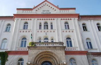 Az Eötvös Collegium Magyar műhelyének konferenciája