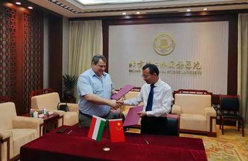 Tovább bővülnek az ELTE kínai kapcsolatai