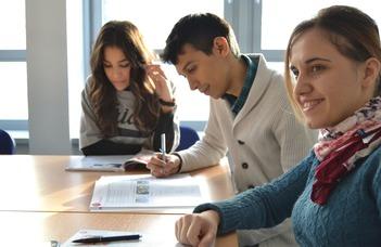 Ösztöndíj szülőföldi felsőoktatási képzések magyar nemzetiségű hallgatói számára