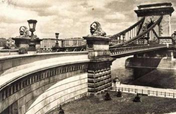 A budapesti Lánchíd története