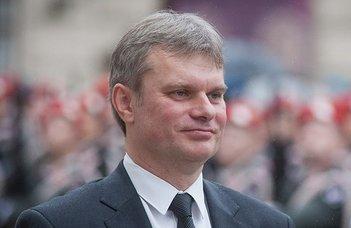 Az észt nagykövet a Finnugor Tanszéken