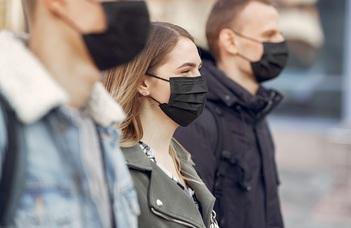 A járványügyi normák követése Magyarországon