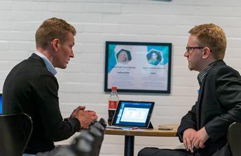 Startup-verseny üzleti lehetőséggel