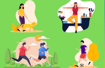 Edzések, egyéni és csapatversenyek, előadások az ELTE Karrierközpont szervezésében.