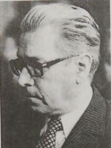Gedényi Mihály