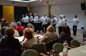 Alumni-találkozó nyugdíjasoknak
