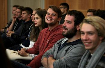 Felvételi a Bolyai Kollégiumba