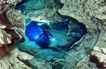 Felszín alatti hőoszlopok nyomában