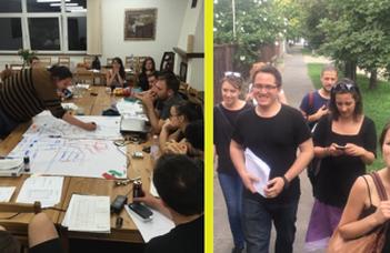 Újra táborba hív a 2016 nyarán alakult hallgatói kutatócsoport.
