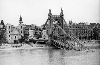 Sorsfordító magyar események: 1944–45