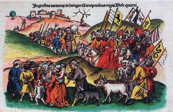 Magyarok jajszava az angol történetírásban