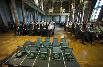 Kiosztották a Bolyai-ösztöndíjakat