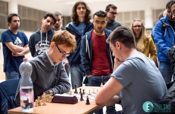 Két érem a MEFOB sakkversenyén
