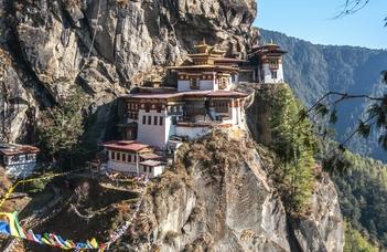 Barangolások a Himalája kis államaiban
