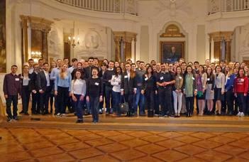 Siker a Jessup Nemzetközi Jogi Perbeszédversenyen